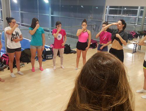 Les seccions esportives inclouen tècniques hipopressives, posturals i respiratòries als entrenaments