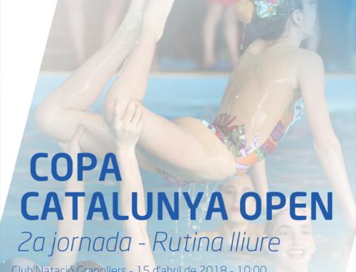 El Club acull la 2a Jornada del Campionat de Catalunya de Copa Catalana, amb la participació de 41 equips