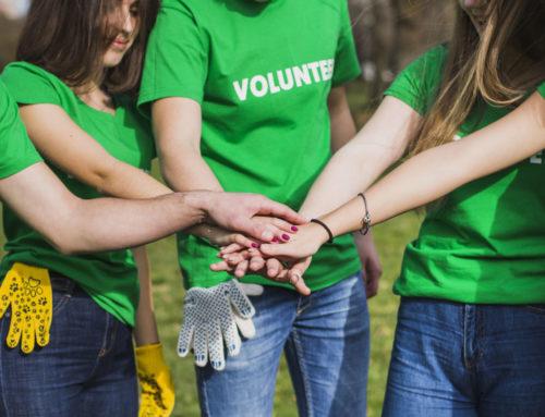 El voluntariat, garantia de benestar emocional i salut psicològica
