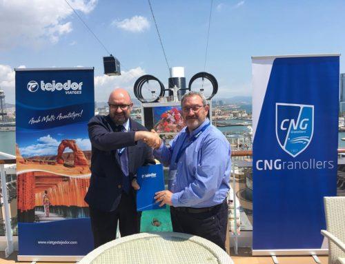 Acord amb Viatges Tejedor, per crear valor afegit als socis i sòcies del Club