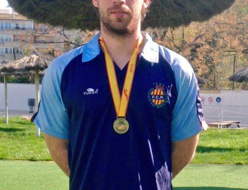 L'entrenador Àlex Oses dirigeix la selecció juvenil a la Copa Comen