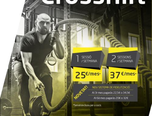 CNG Crosshiit Nova Tarifa 2020