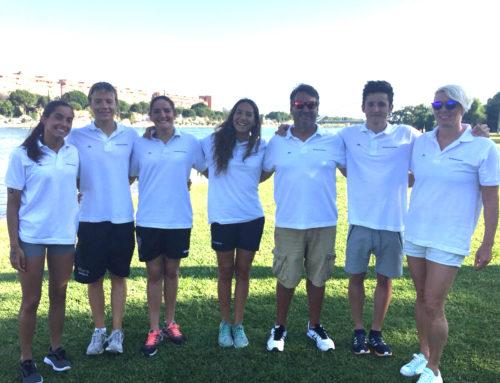 El Club, 5è en categoria femenina al Campionat d'Espanya d'Aigües Obertes Open