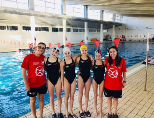 Quatre nedadores, al Campus TOP30 de la RFEN