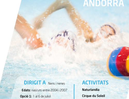 CNG Campus Waterpolo Andorra