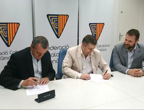 Signat el conveni de renovació de material entre la FCG i el CNG