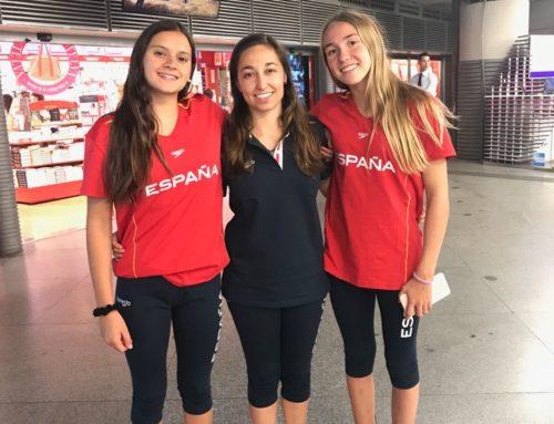 Tres representants del Club a la Copa Comen