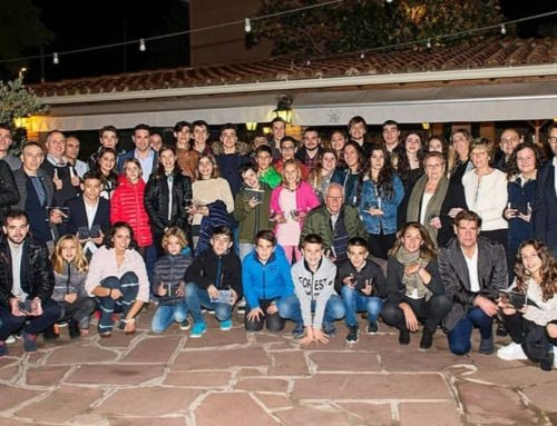 El nedador del Club Hèctor Morales, premi a millor esportista fora de la Garriga a la Nit de l'Esport