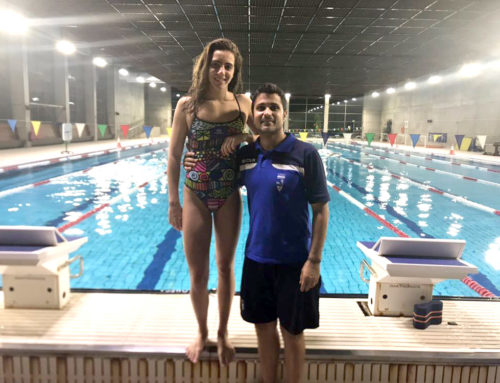 Júlia Pujadas es prepara per a l'Europeu Júnior
