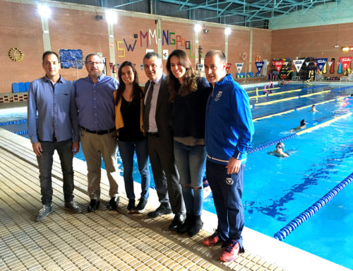 El Club impulsa la natació artística com a extraescolar al Col·legi SEK Catalunya
