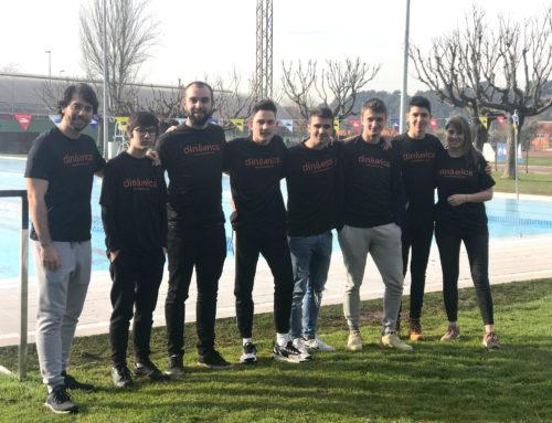 CNG i Dinàmics engeguen el primer curs de socorrisme aquàtic a Granollers