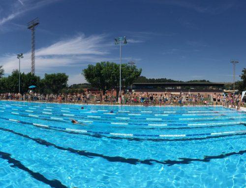 El Club es mulla per l'esclerosi múltiple, nedant 55.950 metres