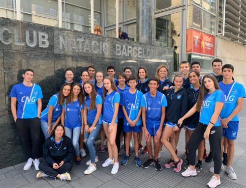 El CNG, 7è a la Copa Catalana de 1a Divisió