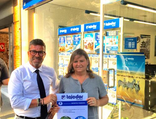 La sòcia Montse Paredes, guanyadora d'un cap de setmana a la Costa Daurada amb entrades a Port Aventura