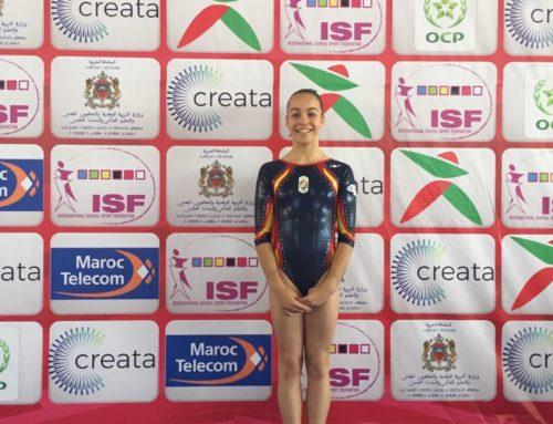 Berta Pujadas participarà al Mundial Júnior