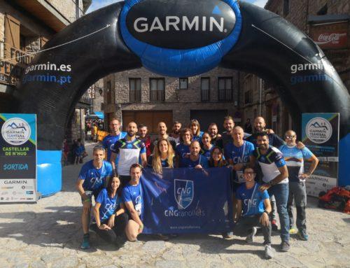 Els 6 equips del Club superen amb èxit els 200km de la Garmin Team Trail
