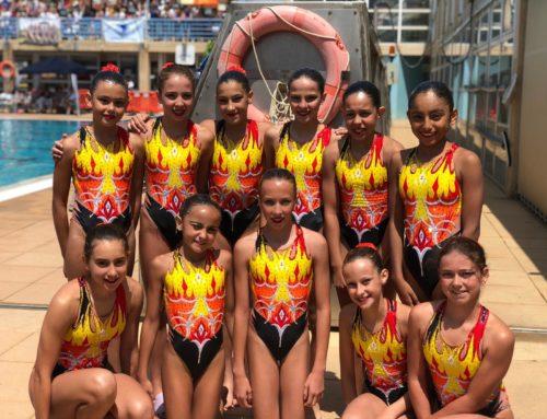 Bany d'or al Campionat de Catalunya per Grups d'Edat