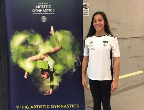 Berta Pujadas convocada també pel Festival Olímpic de la Joventut Europea