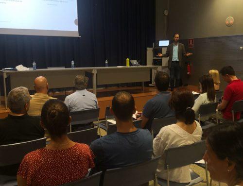 El Club acull una jornada formativa dirigida als gerents de clubs de natació de Catalunya