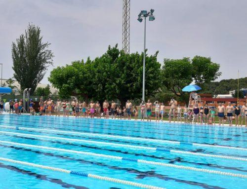 El Club neda 78.450 metres per l'esclerosi múltiple