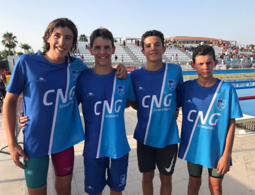 Abel Granero, triple finalista al Campionat d'Espanya Aleví