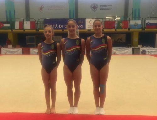 Etna Abella, 5a als Jocs del Mediterrani Júniors