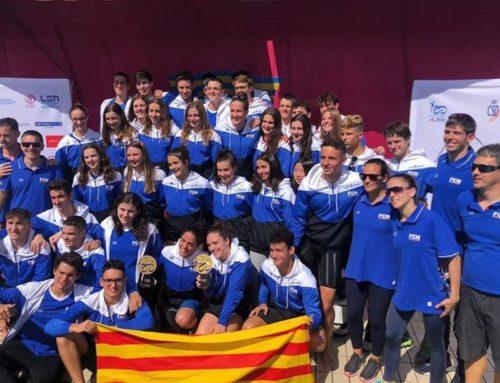 Representant Catalunya, Estel Xuan Galo es proclama campiona d'Espanya
