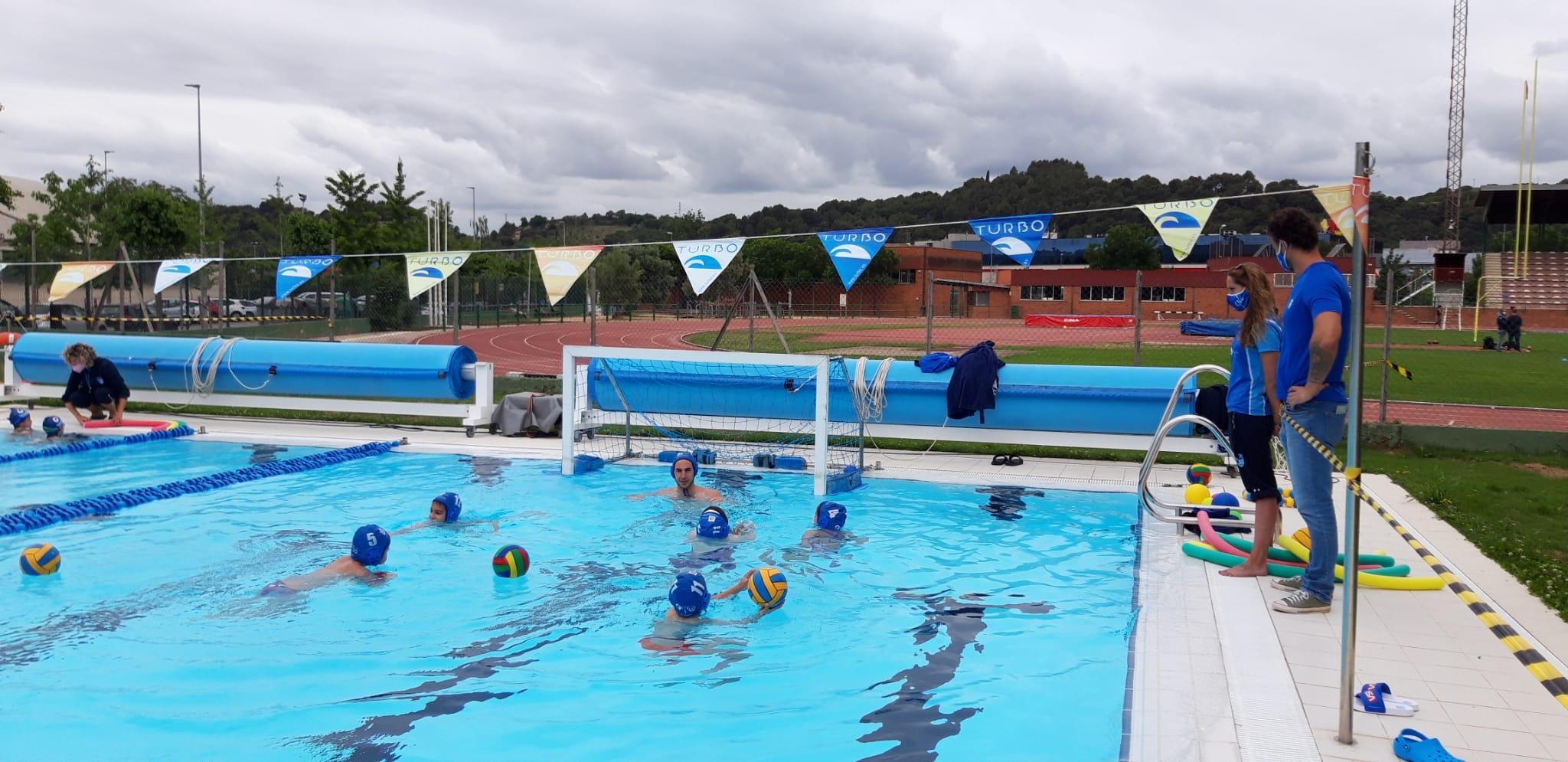 Els esports aquàtics, protagonistes a la jornada oberta del CNG