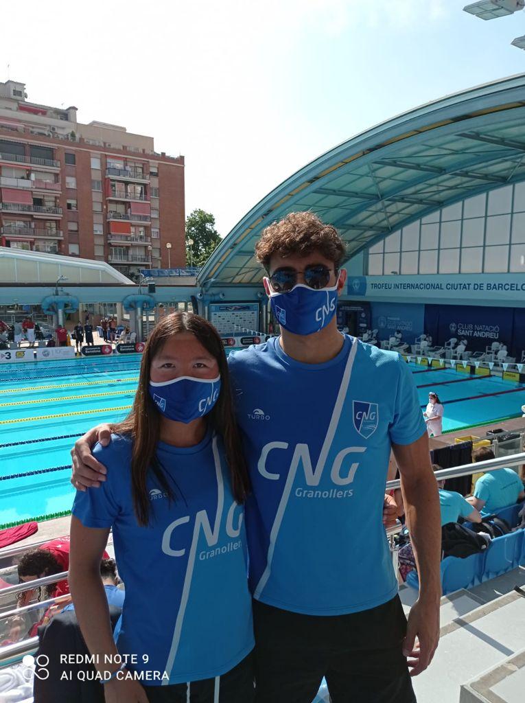 El CNG es fa un lloc al Trofeu Internacional Ciutat de Barcelona