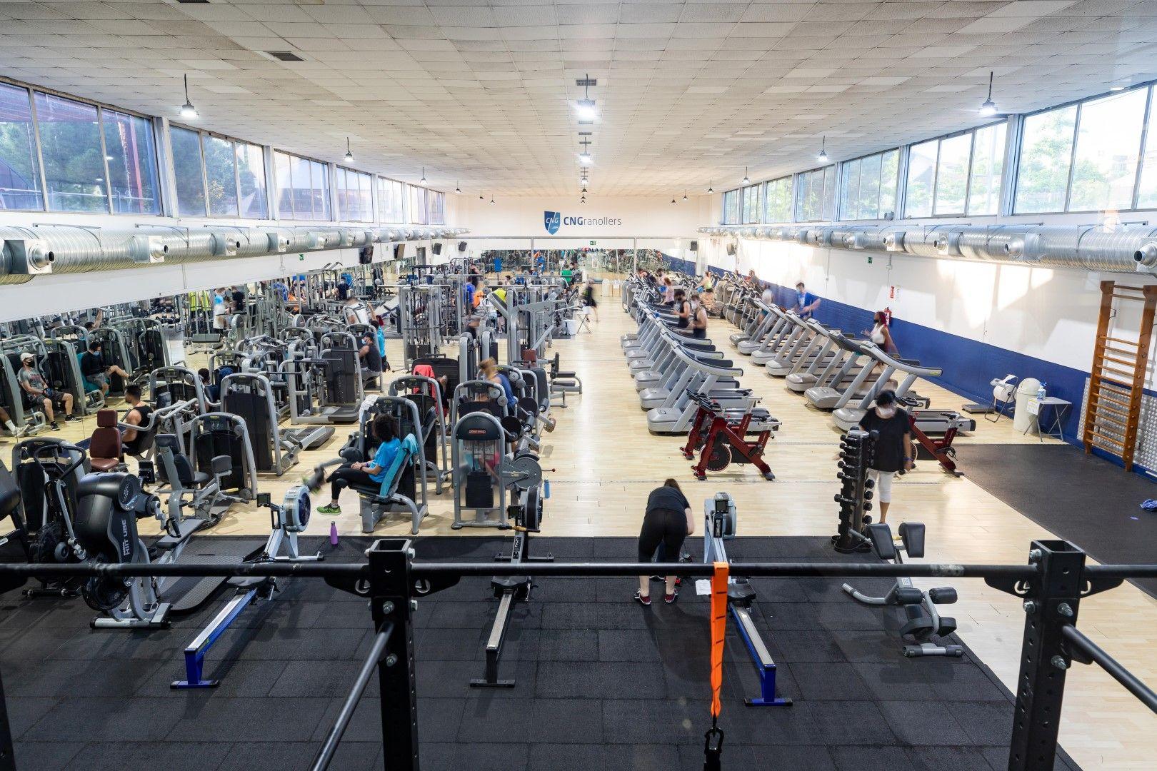 [Avís] Dijous 23 de setembre, d'11h a 15h, sala de fitness tancada