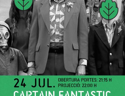 Dimarts 24 de juliol, cinema a la fresca a la piscina exterior del Club