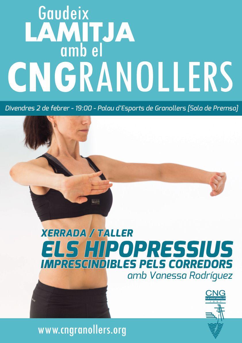 El Club conscienciarà als corredors de La Mitja sobre la importància dels hipopressius