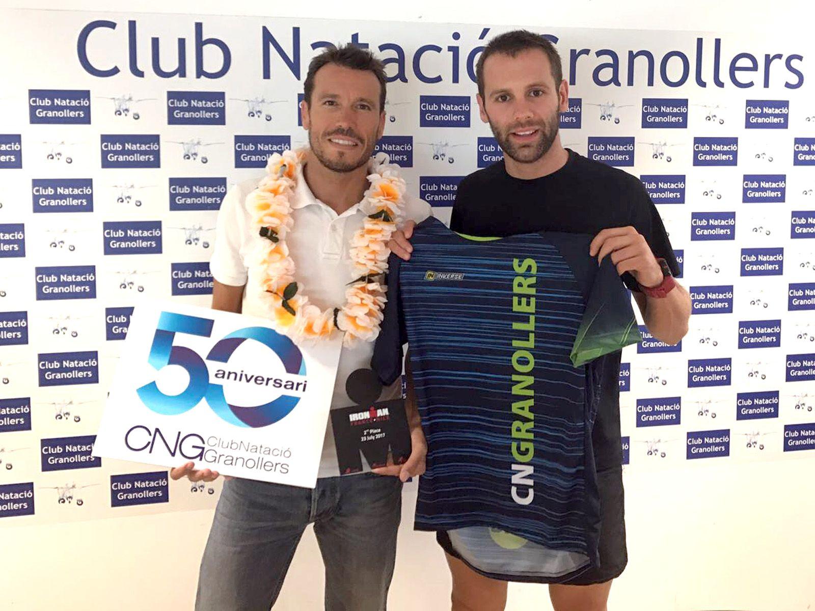 """David Cañada, classificat per a disputar el Mundial de l'Ironman a Hawaii: """"Tot és marcar-te un repte i desafiar-te"""""""