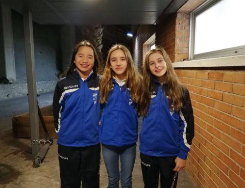 Tres nedadores infantils aconsegueixen el passi a la Repesca de Nivells