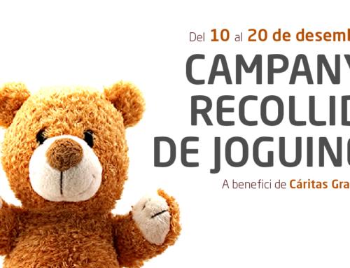 Per Nadal, torna la campanya solidària de joguines per a Cáritas de Granollers