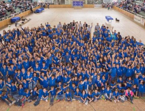 La Festa dels Esportistes, que commemorarà el 50è aniversari del Club, reunirà els prop de 600 esportistes de les seccions