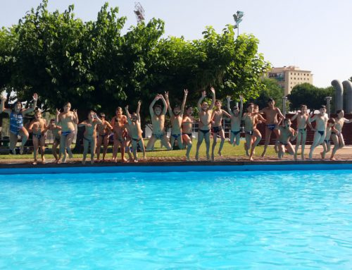 3r Campus d'Estiu de Waterpolo