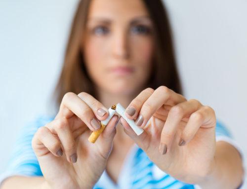L'activitat física, una de les peces clau per deixar de fumar