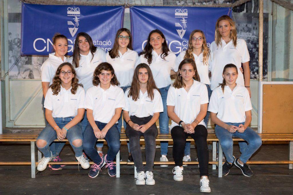 Waterpolo Cadet Femení 2017 2018