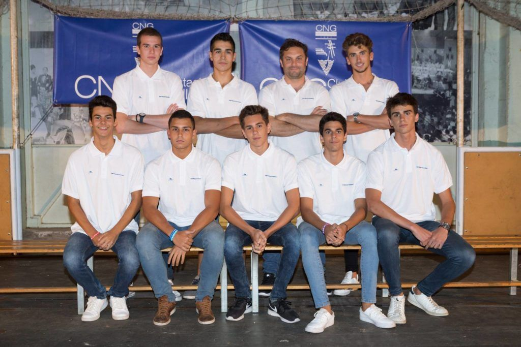 Waterpolo Juvenil 2017 2018